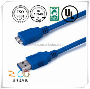 short leas time 18 pin usb data cable manufacturer