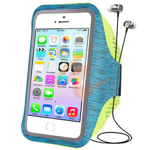 waterproof fabric health armband for iphone 8