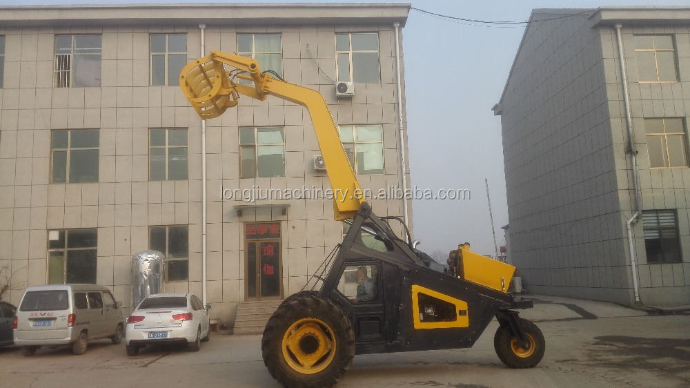 3 wheel sugarcane loader hot sale on 2015