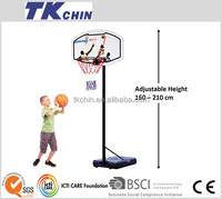 CE certificated kids basketball hoop equipment for sale