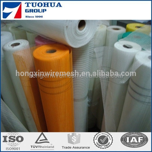 Hebei Tuohua Fiberglass Wire <strong>Mesh</strong> Factory Price