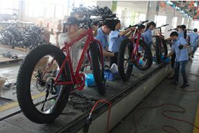 Fast and high power fat tire ebike made in china wholesale (LMTDF-27L)