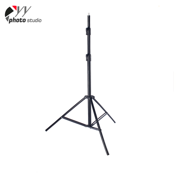 China manufacture professional photography tubes aluminum 2m light stand tripod