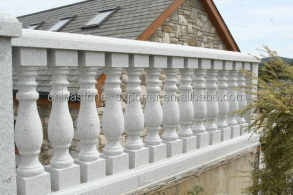 Marble Items Railing Pillars Columns House Decorate Marble