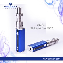 Easy to carry CigGo mini 30W box mod personal ecig to UK