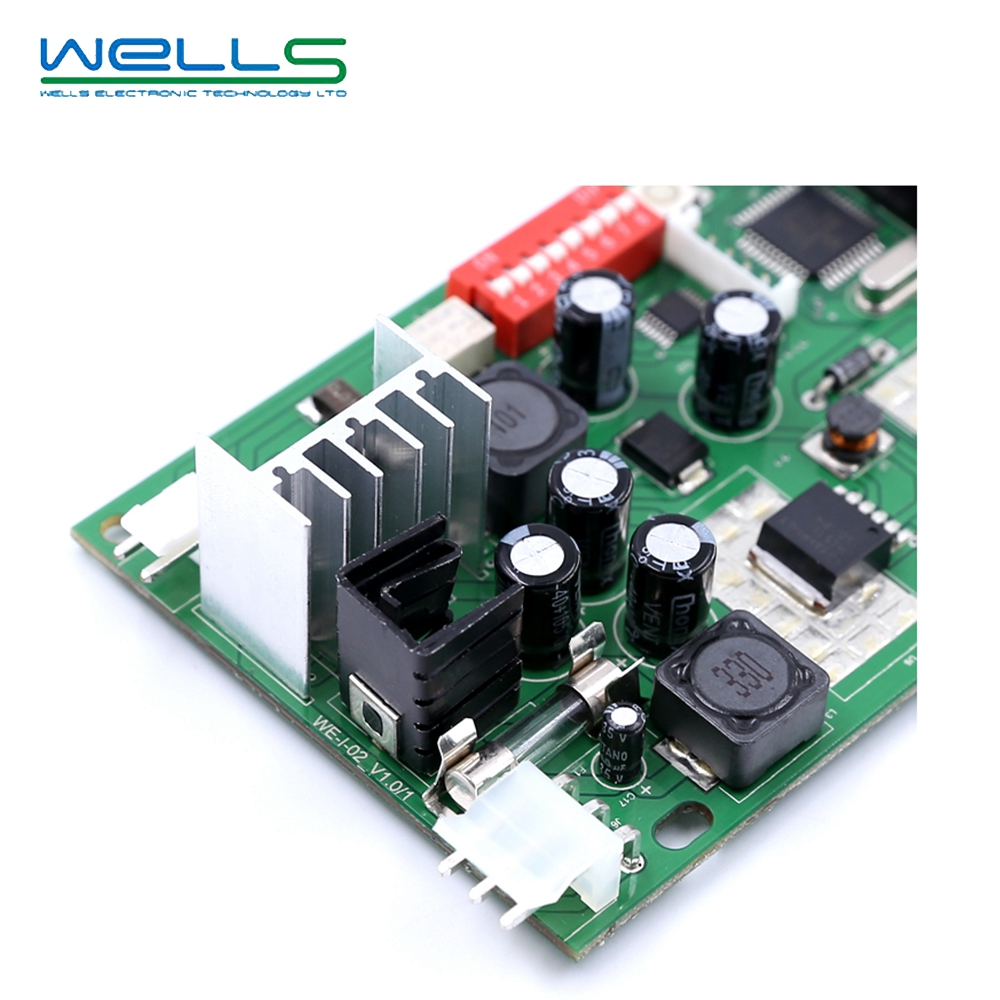 China Electronic Component Assembly Printed Circuit Board Pcb Production Smt Rapid Manufacturers And Suppliers On