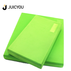 Fast delivery balance pad 40*35*5cm board type backpack foam anti slip with good price