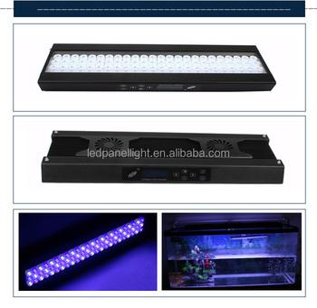 216 W Led Aquarium Lumiere Eclairage A Spectre Complet Pour Les