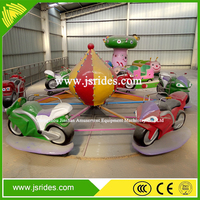 Amusement park car game kids electric motorcycle for sale