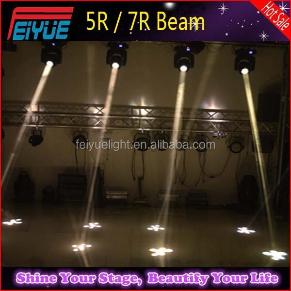 Best Price and High Quality 16CH R5 Moving Head 200w Beam Light