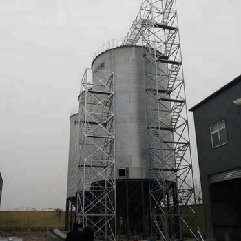 Modern farm machinery used grain silo for wheat storage silo homes