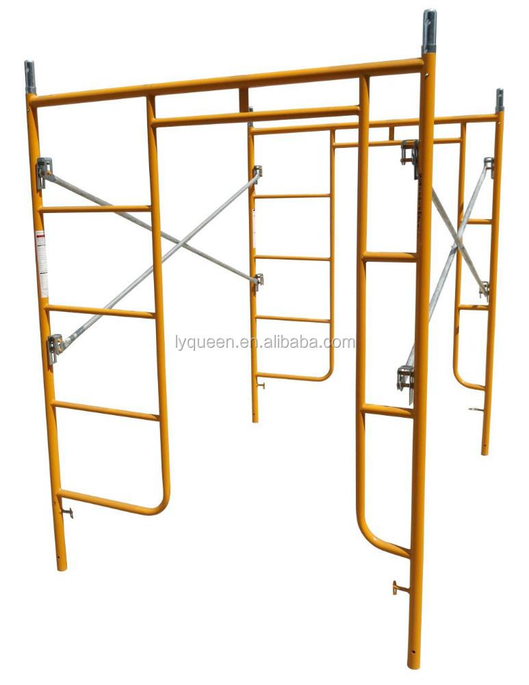 Standard 5ft X 5ft Frames Steel Scaffolding Set /standard Frames ...