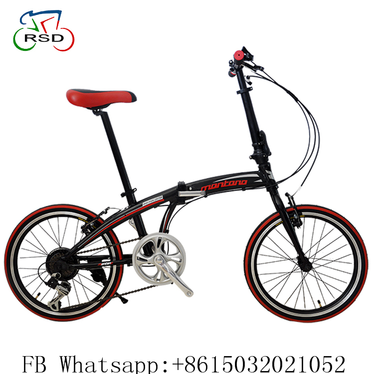 2017 new design custom alloy stride folding bike sale,20 inch folding bike adult 6 speed sale,alloy frame mountain folding bike