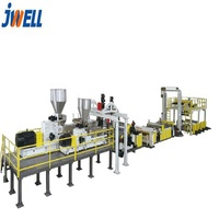 JWELL - PET Crystallizing System Sheet Extrusion Machine