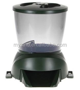 Automatic pond fish feeder buy fish feeder pond fish for Automatic pond fish feeder