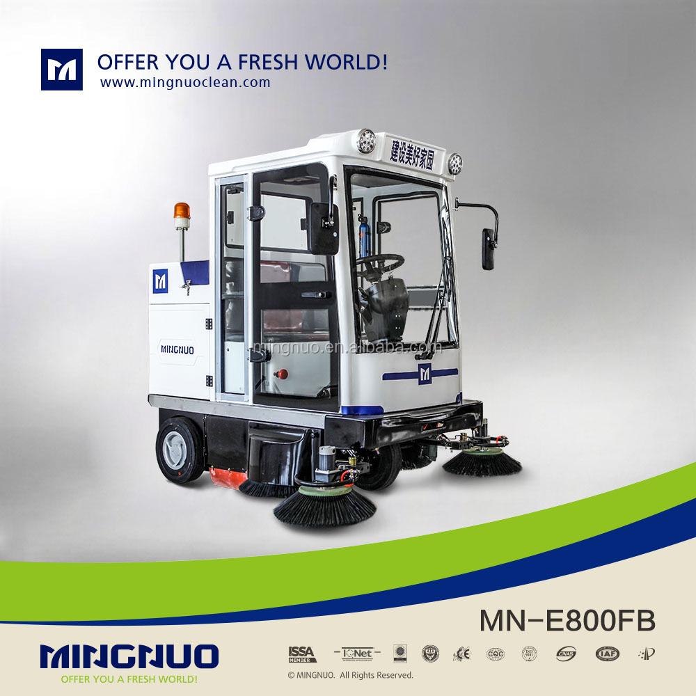 elektrische kehrmaschine/cab kehrmaschine/hersteller vakuum