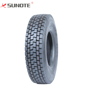 SUNOTE German Technology thailand truck tyre 295/80r22.5 Wholesale