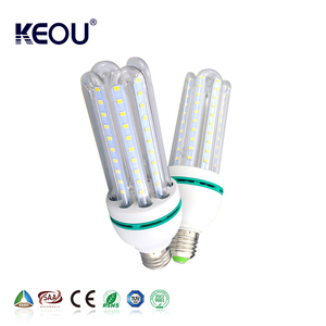 E27 B22 smd 360 degree 7w 9w 12w 16w 20w 24w 30w 36w led corn light bulb lamp, U shape led corn light bulb,led lighting bulb