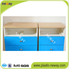 High Quality Popular Plastic Cabinets Drawers
