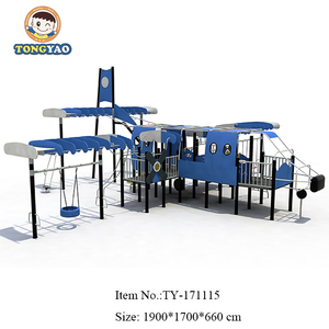 new hot sale PE board China playground equipment