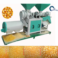 Low price indian maize corn grinding grinder miller