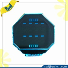 Round LCD for Watch