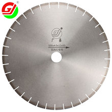 Guangzhou hot sell 350mm granite cutting blade for hard granite