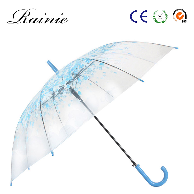 Wholesale Cheap Custom Transparent Clear Bubble Dome Umbrella