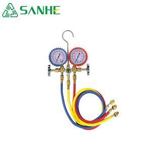 Good feedback manifold gauge r600