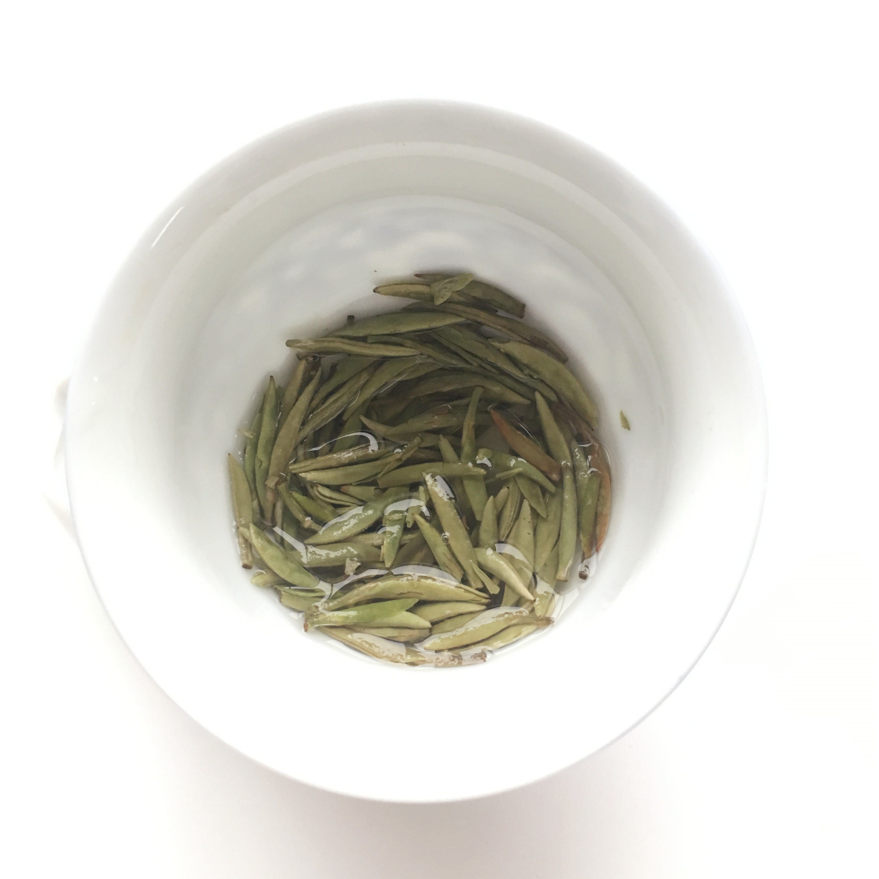 gift packing EU standard white tea Sliver Needles bai hao yin zhen per tin - 4uTea   4uTea.com
