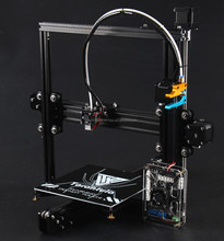 3D Metal Printer Machine Kit 3d printer filament China Factory High Quality Reprap Prusa I3 DIY KIT LCD