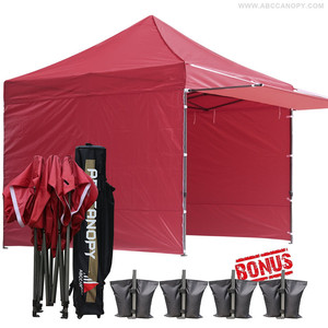 10x20 tailgate tent double lined pop up tent pop up canopy tent with netting
