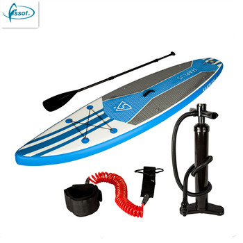Fissot OEM drop stitch inflatable stand up paddle board manufacturer