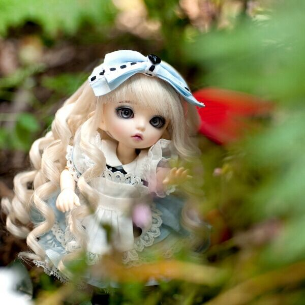 Free Shipping Fairyland Pukifee Luna Bjd Resin Figures Luts Ai Yosd Volks Kit Doll Not For Sales Bb Toy Baby Gift Iplehouse