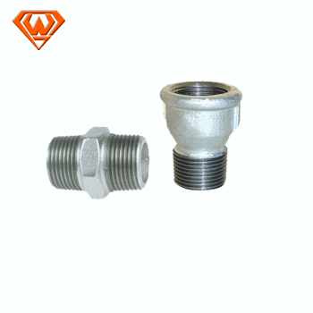 Bs/din/american Standard Malleable Iron Galvanized Pipe Fittings Plumbing  Fittings Name List - Buy Galvanized Cast Iron Pipe Fittings,Malleable Iron