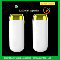 2016 promotion corporate gift items portable mini handy power bank rechargeable battery for iphone 6 case