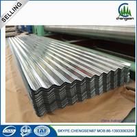 zinc galvanized corrugated sheets weight metal roofing sheets