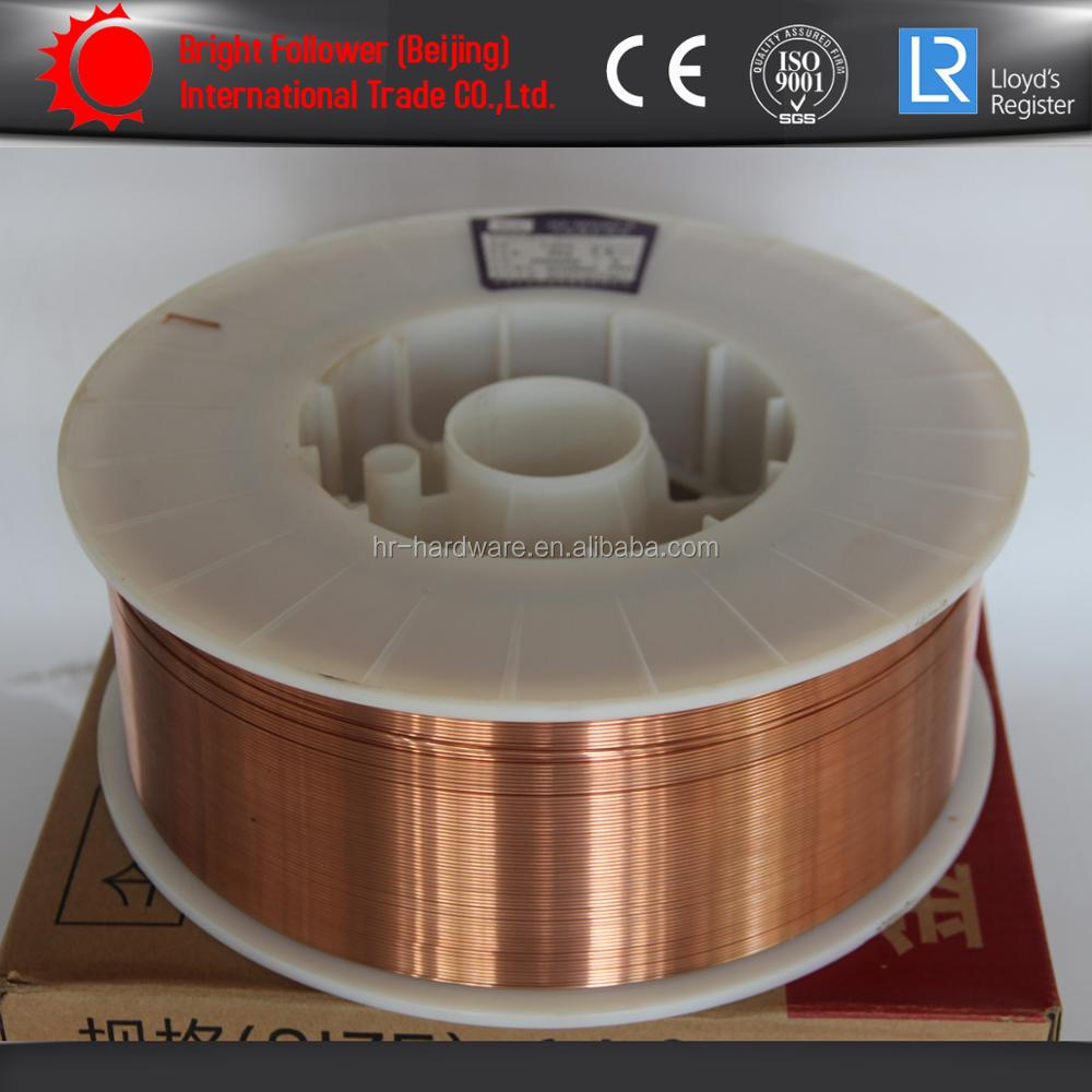 ER 316 good crack-resistance welded wire in china
