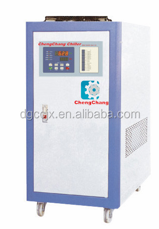 air cooled chiller for air cooling industry with automatic system