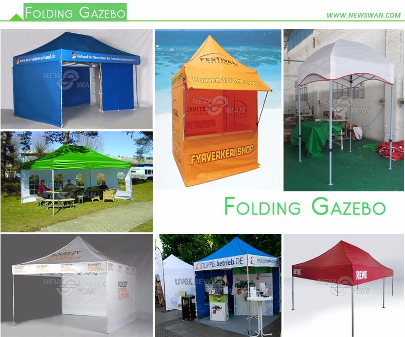 UV Protection Outdoor Gazebo Tent for sale
