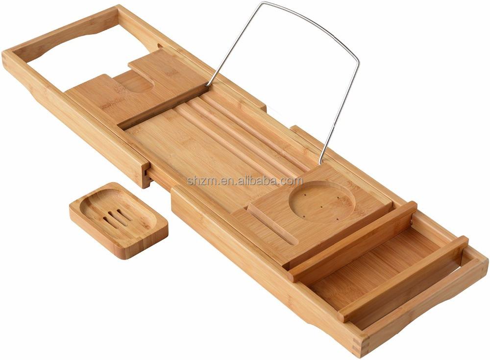 fabricant bambou pont de bain bambou douche baignoire. Black Bedroom Furniture Sets. Home Design Ideas
