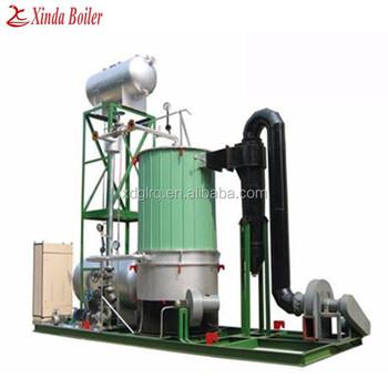 Coal Biomass Wood,Waste Fabric Fired Manual Grate Thermal Oil Boiler ...