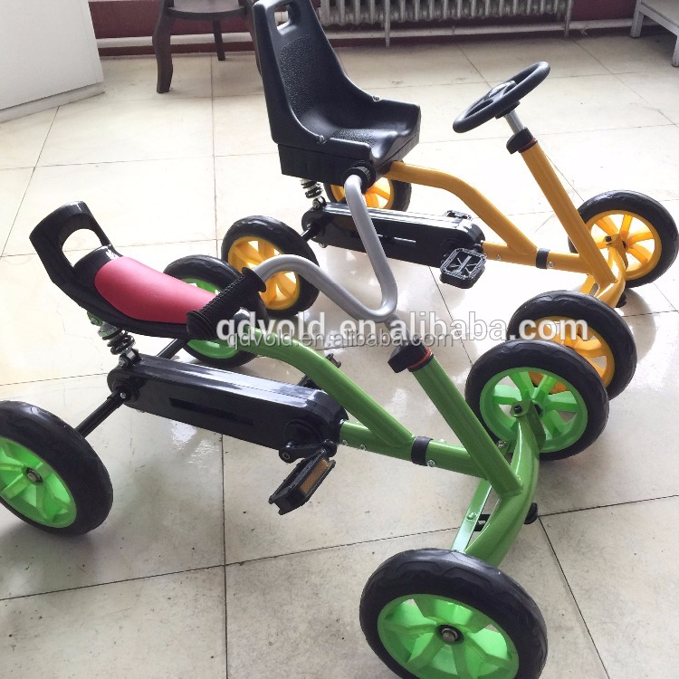 The most comfortable pedal kart for Kids