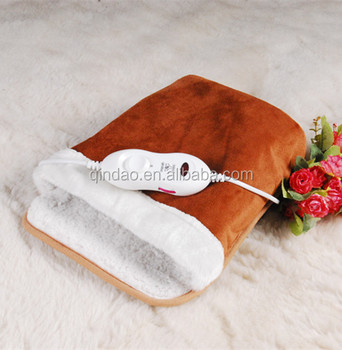 electric foot mat / warm heating pad for foot / heating pad