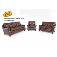 599!Durable furniture house Stationary Small Living Room Furniture leather Sofa sets