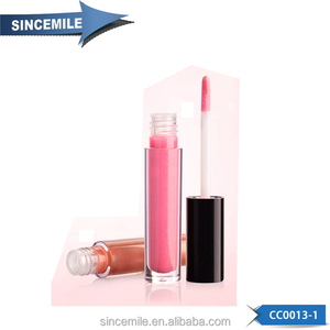 hotselling factory wholesale price pink lip gloss natural organic long lasting lip gloss for customer OEM/ODM