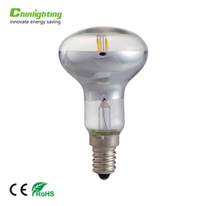 Standard Reflector e17 r50 led bulb light 4w r5 r63 r58 led filament bulb light 60w m50 mushroom frosted bulbs