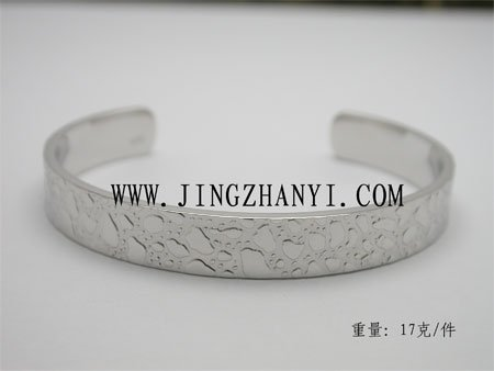 17 g silver jewelry, silver bangle bracelet,customized bangle