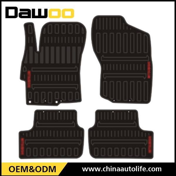 Used for MITSUBISHI LANCER EX custom floor car mats all weather
