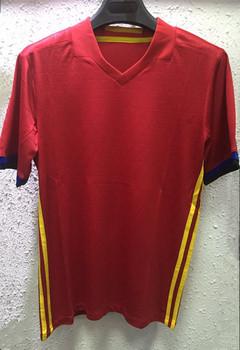 new product fa542 b669e New Arrival Mens Spain Team Football Jersey - Buy Spain Team Football  Jersey,New Arrival Spain Team Football Jersey,New Arrival Mens Spain Team  ...